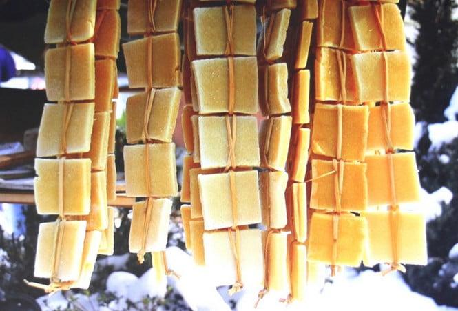 まず、高野豆腐の製法とは?