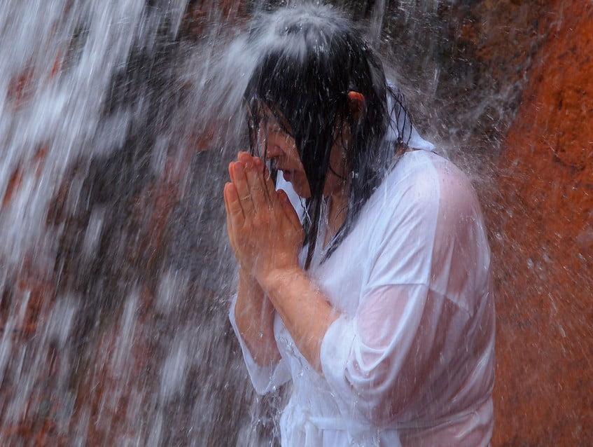 女性が女人禁制であった高野山に参拝しても、効果(ご利益)が薄くなる?? (2)
