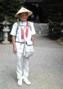高野山の夏の気温と服装