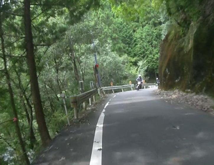 高野山の山道 (3)