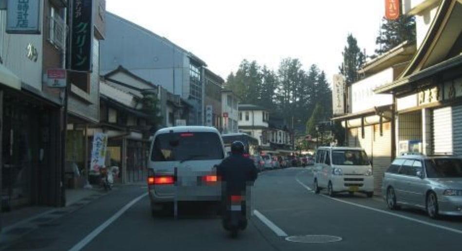 高野山内駐車場の混雑・渋滞状況