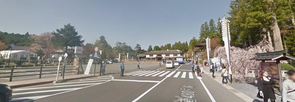 高野山内の駐車場の場所・値段・営業時間(地図・PDFダウンロードあり)