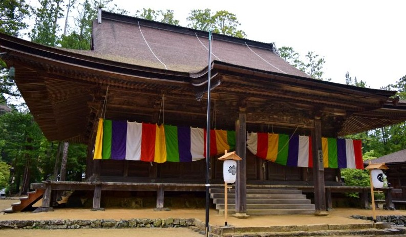 壇上伽藍・「大会堂(だいえどう)」 (2)