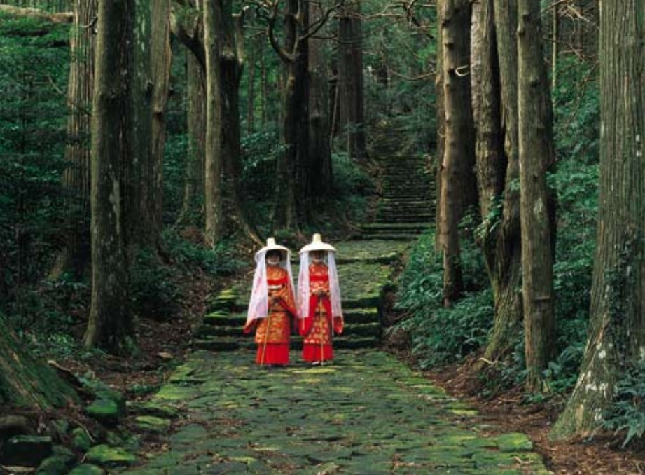 高野山から熊野古道へのアクセス・行き方(小辺路 宿泊ツアー)【地図 ...