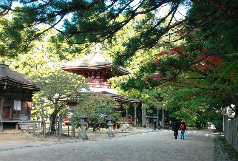 大阪から高野山へのアクセス・行き方「車・タクシー」