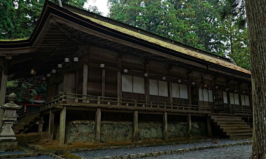 高野山・山王院(御社) (3)