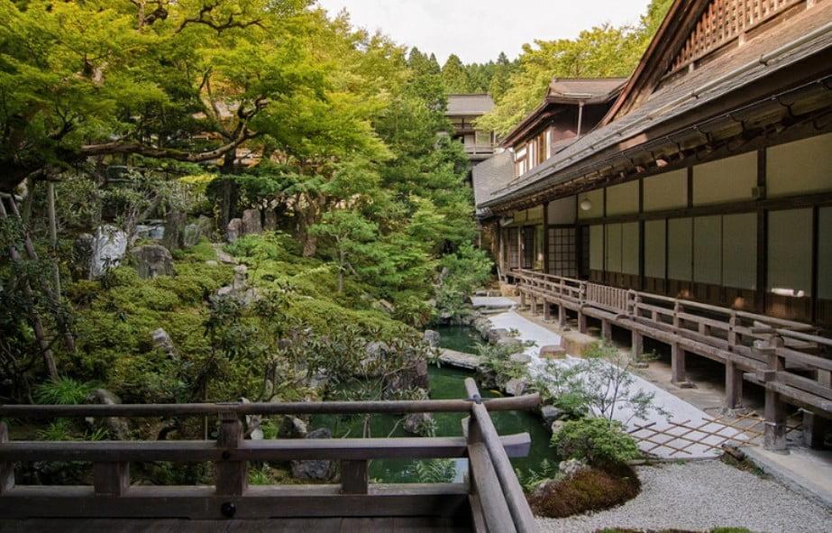 和歌山県 高野山 宿坊 蓮華定院の見どころ