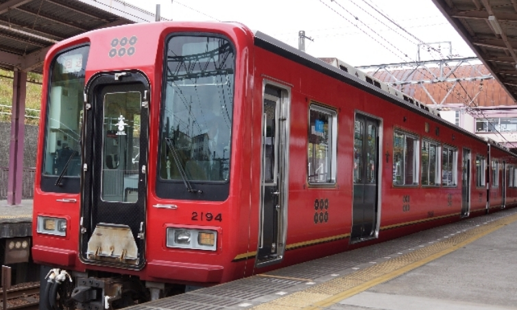 【番外編その1】南海・真田赤備え列車
